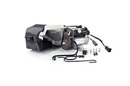 Compresor de suspensión neumática Land Rover Discovery 3 incl. carcasa y kit de aspiración/descarga (2004-2009) LR061663